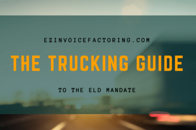 Electronic Logging Device (ELD) Mandate