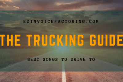 Songs for Driving
