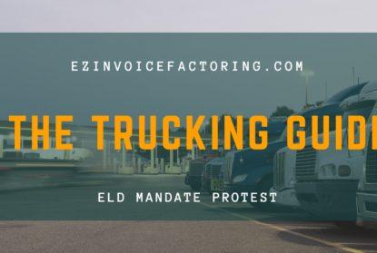 protest in D.C. ELD Mandate