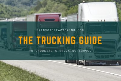 blog title image the trucking guide to choosing a school