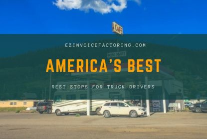best rest stops for truckers