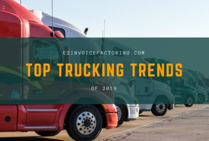 top trucking trends title image