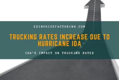 Hurricane Idea Trucking Rates Increase Title page